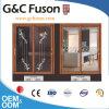 Самомоднейшая раздвижная дверь алюминия конструкции дома