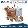 Máquinas termoplásticas de la marca de camino del derretimiento caliente manual y máquinas de la pintura del camino