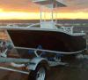 Bateau en aluminium de /Working de bateau de pêche de bateau de pêche maritime d'océan de yacht de Tout-Aluminium de Boty 5m