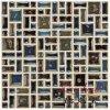 para el mosaico mezclado al aire libre de interior de la porcelana de la transmutación de la dimensión de una variable de la pared y del suelo