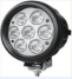 6 rundes LED fahrendes Licht des Zoll-70W