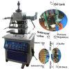Do couro pneumático da pressão hidráulica de Tam-320-H máquina de carimbo quente de gravação de madeira de borracha plástica do revestimento