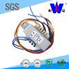 Trasformatore, input 220V e trasformatore di potere a bassa frequenza E-I dell'uscita