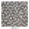 Mosaico di vetro - serie mista di pietra