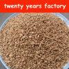 Material abrasivo de pulido, Shell Buena nuez por chorro de arena
