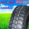 12.0024 RadialTruck Tyre/Tyres, TBR Tire/Tires mit Block Pattern (1200R24-20ply, 1200R24, 1200-24, 1200/24, 12R24, R24)