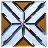 Mattonelle di vetro della decorazione del pavimento (ZH022)