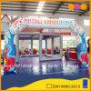 Variopinto personalizzare l'arco di festival del PVC (AQ7427-1)