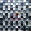 Het Mozaïek van het Bladgoud van het kristal/de Tegel van het Mozaïek (GF252)