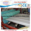 PVC Exterior ondulado Telhas Machinery