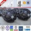 D=1700mm EL=2500mm 요코하마 Floating Pneumatic Fenders/Sling Type와 Tire Net