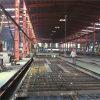 Hangar del metal del almacén de la estructura de acero