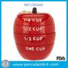 Red Apple forma de la fruta de la novedad de las tazas de Fantasía
