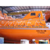 6.8m Marine Free Fall Enclosed Lifeboat für Lifesaving u. Rescuing
