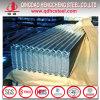 Z150 walzte Zink-Beschichtung-galvanisiertes gewelltes Stahldach-Blatt kalt