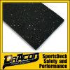 Impermeable azulejo EPDM Gimnasio Suelo de goma (S-9009)