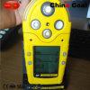 Bw Micro5 Detector van het Gas van het Gas de Waakzame Draagbare Multi