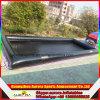Бассеин шарика черной раздувной воды плавательного бассеина воды гуляя