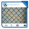 Панель загородки звена цепи (PVC & после того как я гальванизирован)