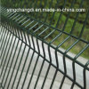 Galvanisé et PVC Coated Welded Wire Mesh Fence