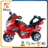 Motociclo elettrico di colore rosso del metallo freddo del bambino