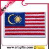 Corrección del bordado de la insignia de Malasia de la promoción