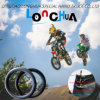 Câmara de ar interna da motocicleta quente da fábrica de Qingdao da venda (200/2.25-17)