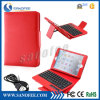 iPad MiniのためのStandの革Case Bluetooth Keyboard