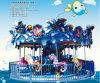 Kiddieのための幸せなOcean Park Carousel