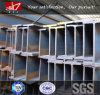 Viga de la estructura de acero H para la construcción de edificios