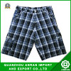 Men를 위한 높은 Quality Plaid Board Beach Shorts