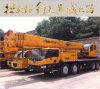 中国XCMGのトラックによって取付けられる杖50トンのクレーン車