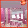 Dispositivos de la visualización de las fuentes del almacén del estante de la ropa del boutique para la venta al por menor