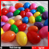 Toy di plastica Capsule Pasqua Eggs per Candy o Toy