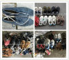 Comfortabele In het groot en Goede Qualiy Gebruikte Schoenen (fcd-005)