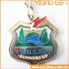 짧은 리본 (YB-MD-41)를 가진 주문 3D 금메달