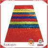 Couverture populaire de région de tapis de ramassage de filé d'extension et de tapis à longs poils du tissu 1200d