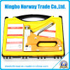 Norwayho Professional Staple Gun com 4-8mm Nails