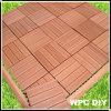 Terrace (KJ040)のためのWPC DIY Decking Floor