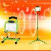 Indicatore luminoso ricaricabile del lavoro di serie 40 W LED di H