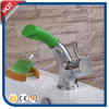 Singolo Handle Basin Mixer Faucet con Pull out Spray (16204)