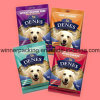 Dog di plastica Food Snack Packaging Bag con Hanging Hole