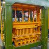 Máquina do bloco da terra/bloco comprimidos Qty6-15 da colocação que faz a máquina