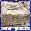 Подгонянная бейсбольная бита древесины тополя березовой древесины дешевого цены логоса выдвиженческая