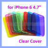 Apple iPhone를 위한 투명한 Crystal Soft TPU Case 6 6 Plus Clear Cover