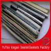 Carbonizado fibra trenzada de embalaje / carbonizado fibra trenzada Glándula Embalaje