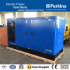 50Hz Diesel Perkins van 150kVA/120kw de Stille Reeks van de Generator met Geluiddichte Container