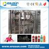 고품질 자동적인 탄산 음료 충전물 기계