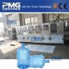 Máquina de rellenar del agua líquida de 5 galones