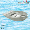 Алюминиевая шлюпка для толщины рыболовства 1.2mm